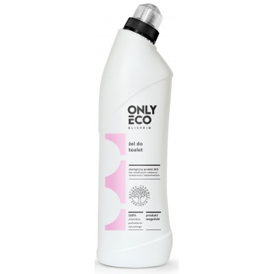 ŻEL DO TOALET 750 ml - ONLY ECO